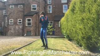 Punching in Motion Drills 1