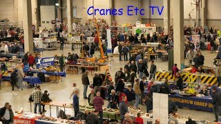 Ede Model Show 2019 Report by Cranes Etc TV