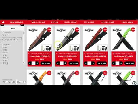 Wholesale 2016 Buying And Selling Self Defense Items And Survival Products