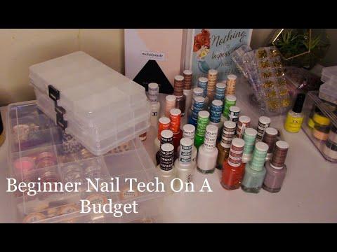 Budget Nail Supplies