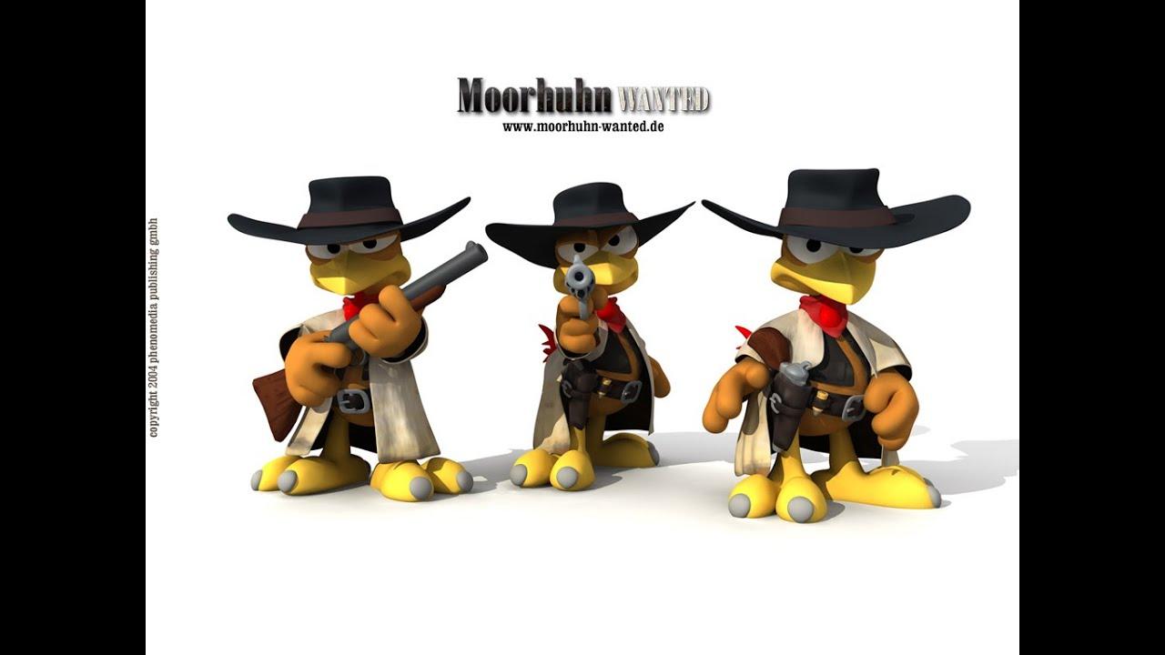 moorhuhn wanted xs