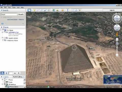 Egypt pyramids google earth youtube egypt pyramids google earth gumiabroncs Images