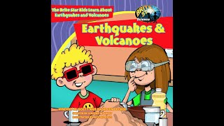 Earthquakes and Volcanos. A Brite Star Learn About Science Video