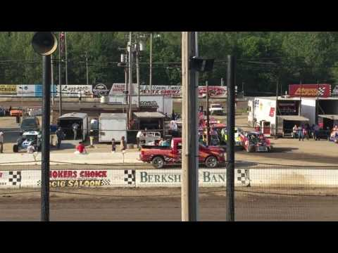 Stickles Racing Lebanon Valley Speedway 6/10/2017 win
