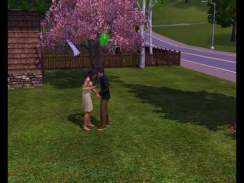 The Sims 3 Movie 1: The Goths Family Album - Full Movie