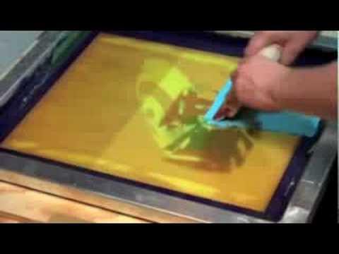 how i make art - silkscreen