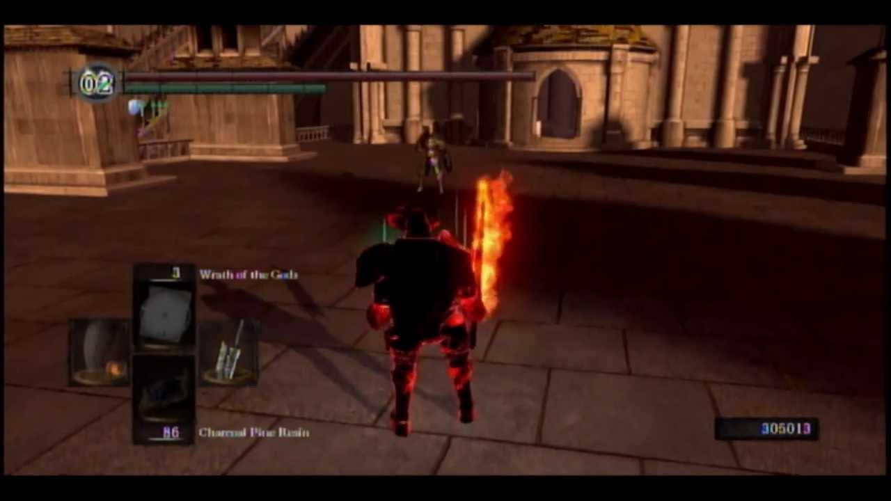 Dark Souls Man Serpent Greatsword Pvp 2 Strength Build Youtube