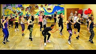 Zumba - Alex Sensation, Nicky Jam - La Diabla