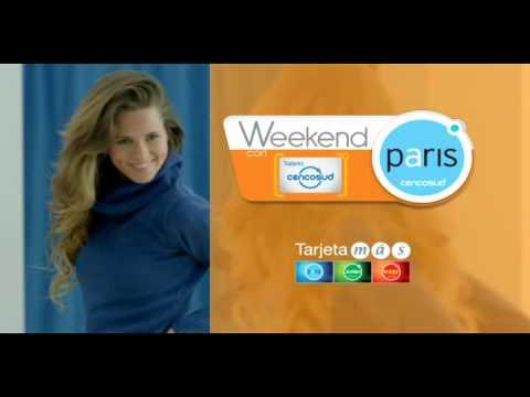 Weekend Ofertas Con Tarjeta Cencosud En Paris Youtube
