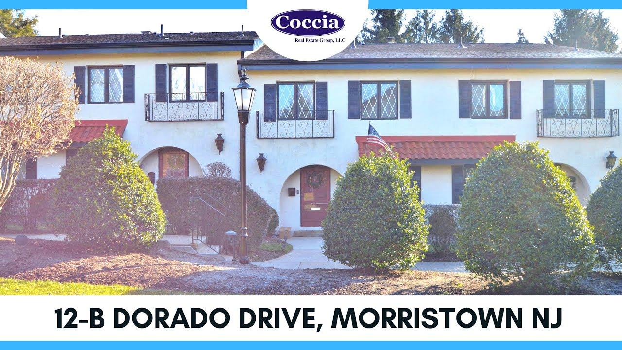 12-B Dorado Drive | Homes for Sale Morristown NJ | Morris County
