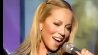 Mariah Carey : Boy I Need You Live on Top Of The Pops
