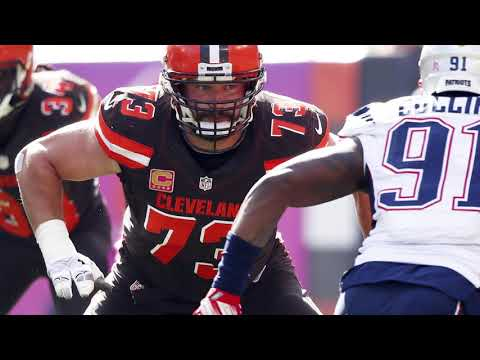 A look back at Joe Thomas' career with the Browns