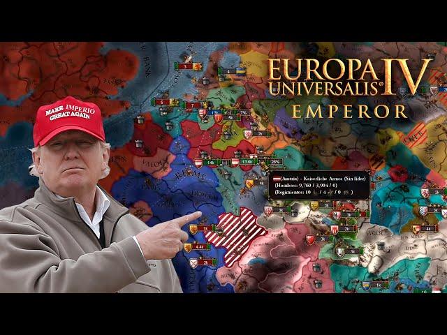 MAKE THE SACRO IMPERIO GREAT AGAIN   EU4: Emperor con AUSTRIA #5