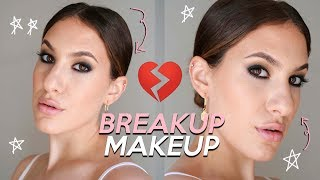 💔 BREAKUP MAKEUP: Makeup To Feel Confident AF | Jamie Paige