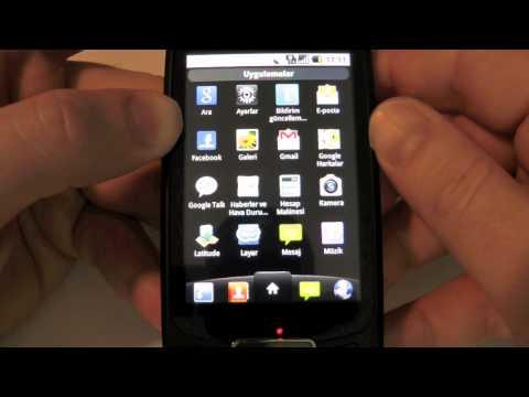 LG Optimus One İncelemesi