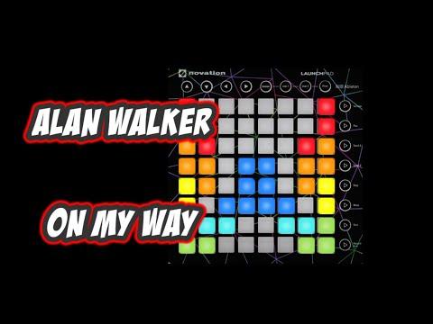alan-walker,-sabrina-carpenter,-farruko---on-my-way-|-download-unipad-project-file