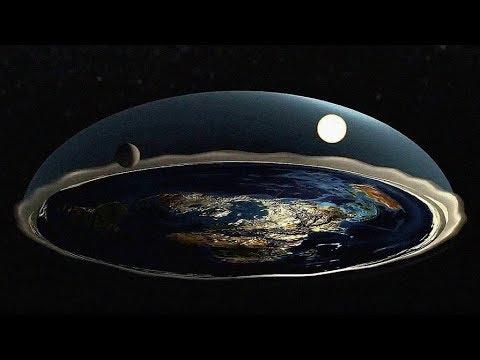Плоская Земля! Описание структуры плоской Земли! Часть № 1