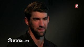 Trump, les JO 2024, son avenir... Michael Phelps se confie