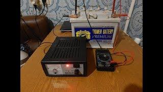 ????Полный обзор зарядного устройства Вымпел-20 для 6/12 -вольтовых аккумуляторов!Честный отзыв!