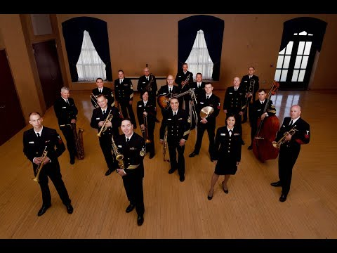 2018-10-27 Navy Jazz Band Commodores