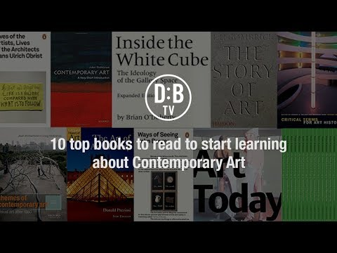 10 Top Books to Read to Start Learning About Contemporary Art