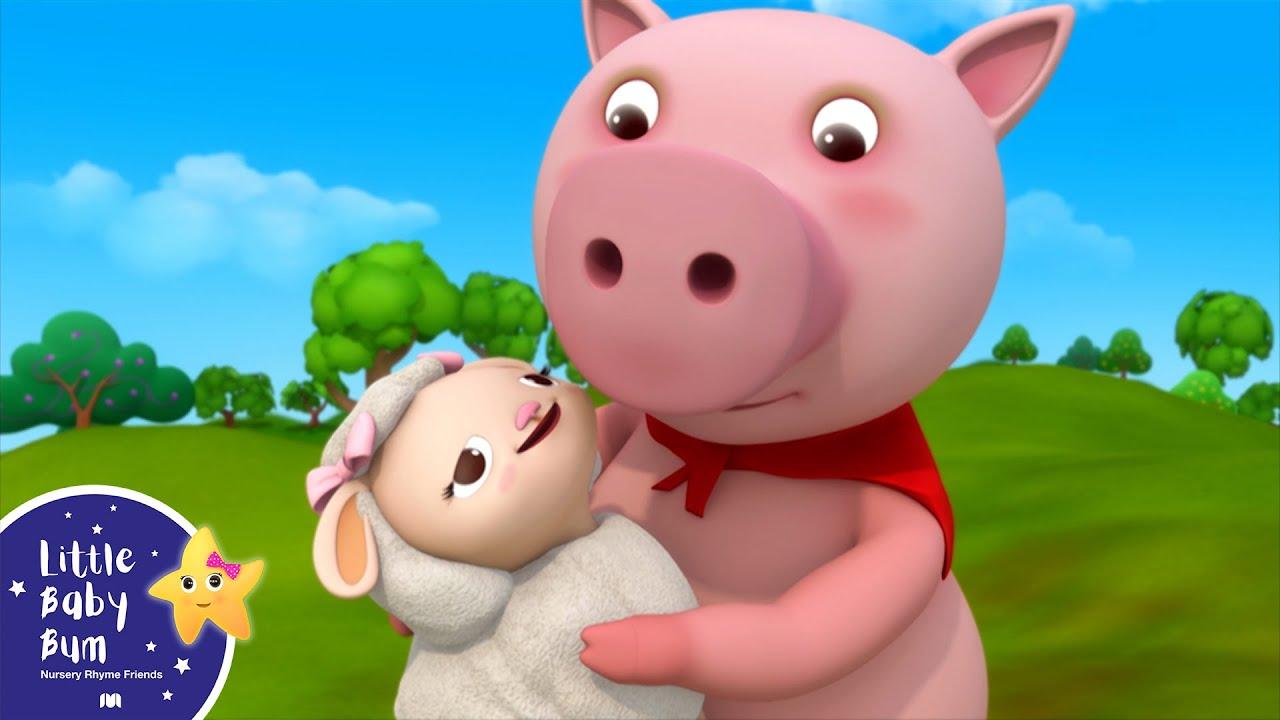 little bo peep has lost her sheep nursery rhymes by