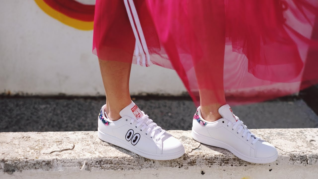 Girl Squad in adidas Stan Smith