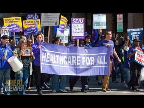 TRNN Debate: Is Obamacare In the Interest of Workers?