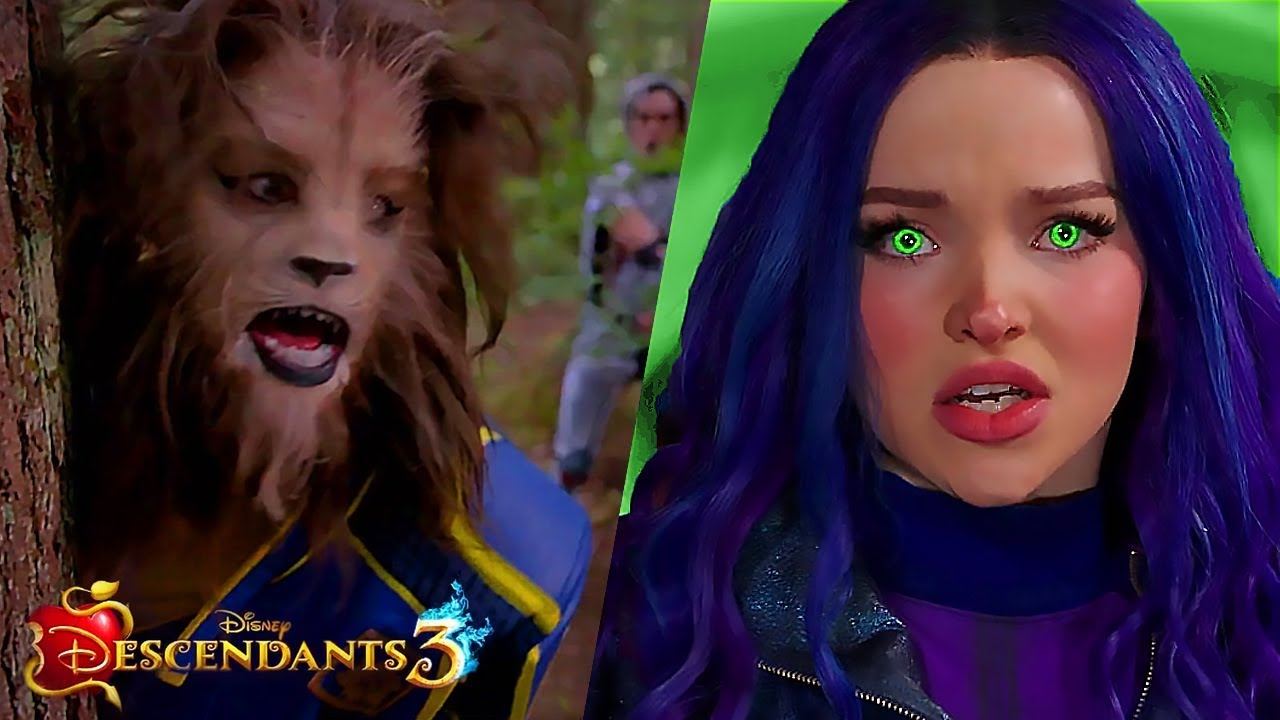10 Things You Didn't Notice In Descendants 3