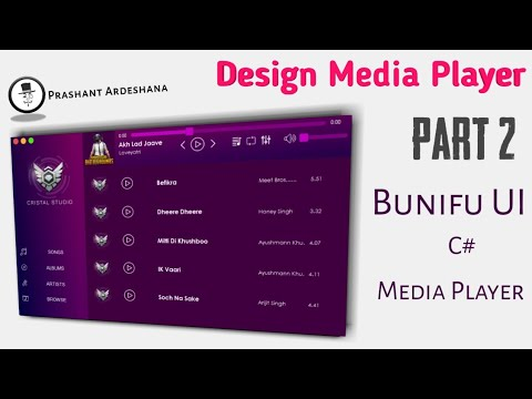 Modern Flat Sales Dashboard C VBNet Bunifu UI Bunifu Charts