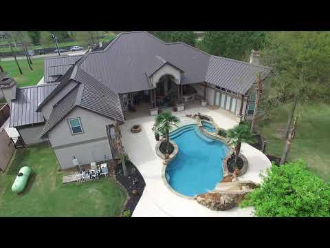 22961 Brazos Drone Video