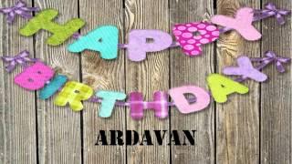 Ardavan   wishes Mensajes