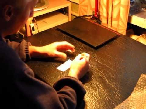 Простейший водяной знак The simplest watermark как сделать нанести водяной знак на деньги