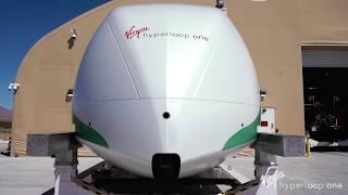 Vision 2030 Hyperloop Pod