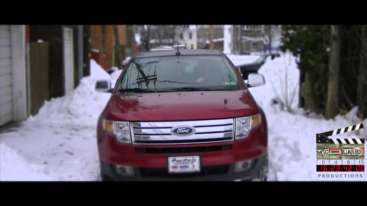 Ford Edge Commercial A Mans Car