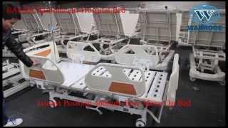 China Manufacturer for BAE502 Radiolucent Hospital Bed,Hospital Furniture,Medical Bed,Electric bed