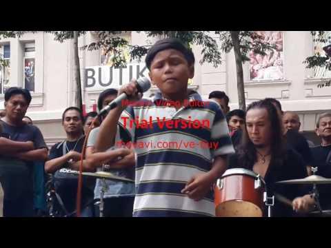 Putus Terpaksa Cover - Budak Sekolah Rendah Suara Power