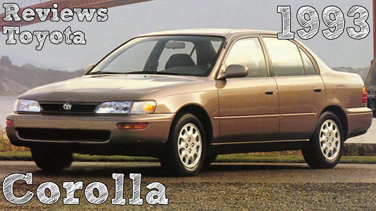 Kelebihan Corolla 93 Perbandingan Harga