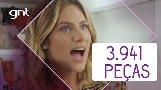 Giovanna Ewbank mostra seu SUPER closet | Tour Pelo Closet | Desengaveta | Fernanda Paes Leme