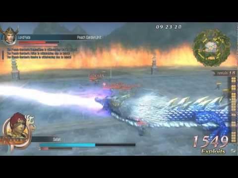 DW Online - Survival Mode - Qing Long The Legendary Dragon
