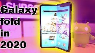 Galaxy Fold in 2020 My first impressions!
