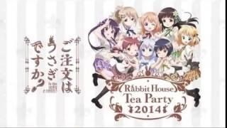 ご注文はうさぎですか?teaparty2014
