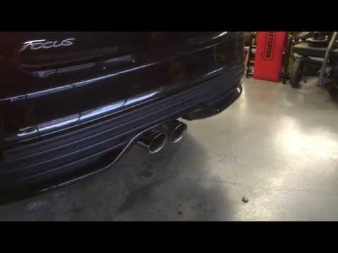 COBB TUNING FORD FOCUS ST STAGE 3 INSTALL GUIDE - KoruWorks