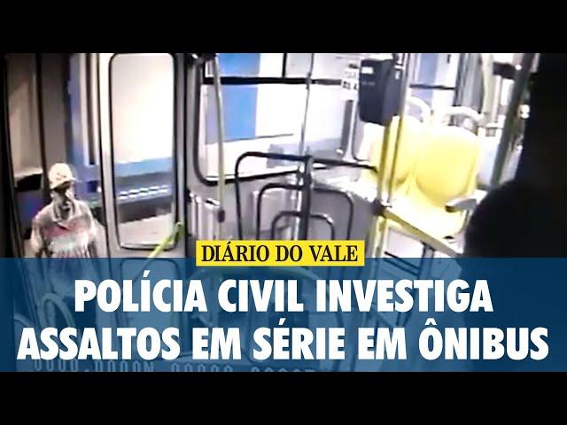 Polícia Civil investiga assaltos em série em ônibus em Resende