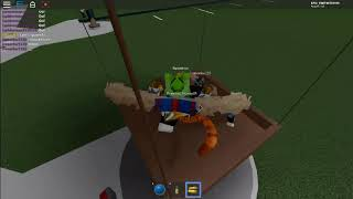 roblox ragdoll engine - showing you how to use the new item - playing with bang_bangbrandon showcase