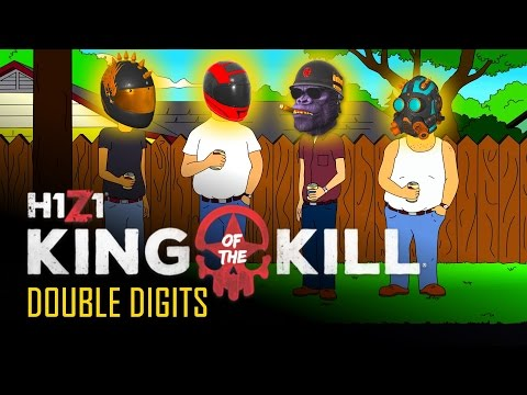 [H1Z1] DOUBLE DIGITS - Let's Play #1