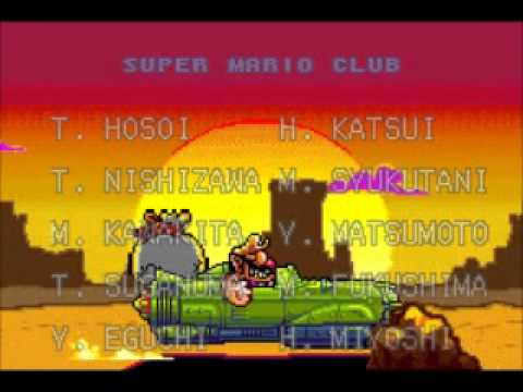 Other Wario Land 4 Endings + Credits