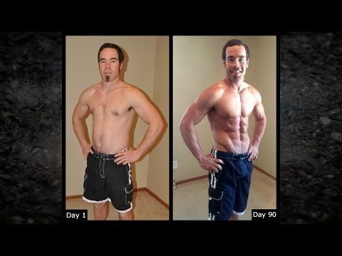 AMAZING P90X3 Transformation | John's Results