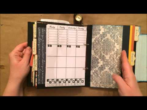 My ultimate personal organizer / planner