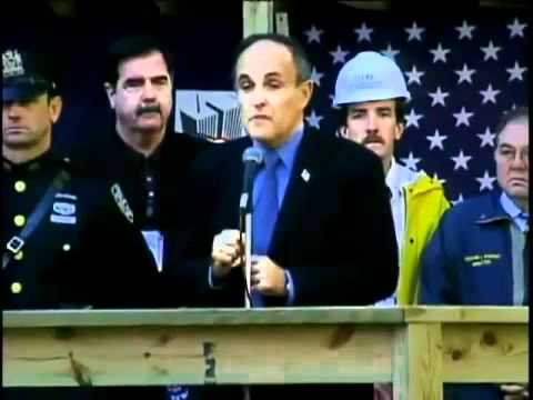 9/11- Mayor Rudolph Giuliani 9/28/2001 CBS News Special